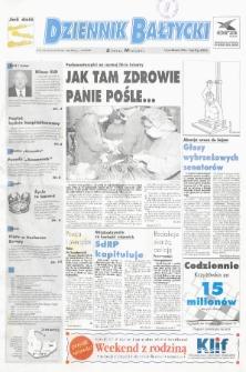 Dziennik Bałtycki, 1996, nr 234