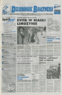Dziennik Bałtycki, 1997, nr 63