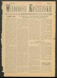 Wiadomości Koszalińskie. Nr 35/1945