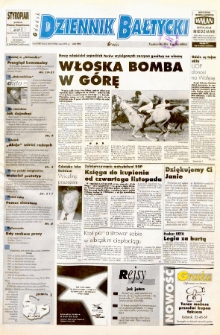 Dziennik Bałtycki, 1996, nr 255