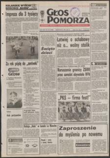 Głos Pomorza, 1987, czerwiec, nr 126