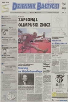 Dziennik Bałtycki, 1996, nr 169