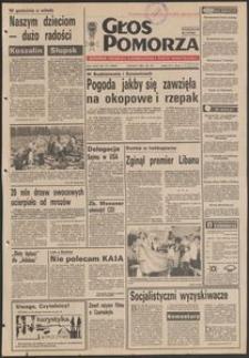 Głos Pomorza, 1987, czerwiec, nr 127