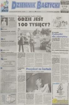 Dziennik Bałtycki, 1996, nr 187