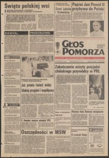 Głos Pomorza, 1987, czerwiec, nr 132