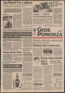 Głos Pomorza, 1987, czerwiec, nr 134