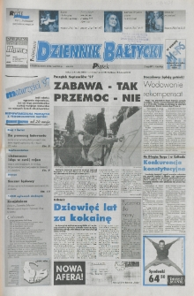 Dziennik Bałtycki, 1997, nr 119