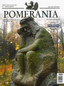 Pomerania : miesięcznik społeczno-kulturalny, 2019, nr 11
