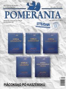 Pomerania : miesięcznik społeczno-kulturalny, 2019, nr 12