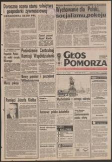 Głos Pomorza, 1987, czerwiec, nr 141