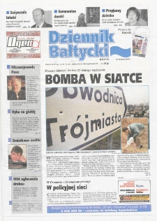 Dziennik Bałtycki, 1998, nr 16