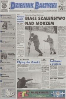 Dziennik Bałtycki, 1996, nr 303