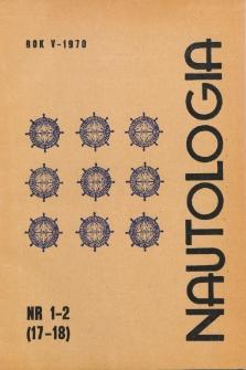 Nautologia, 1970, nr 1/2