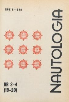 Nautologia, 1970, nr 3/4