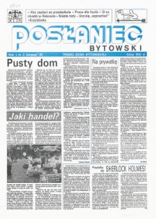 Posłaniec Bytowski, 1990, nr 2