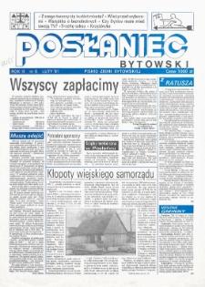 Posłaniec Bytowski, 1991, nr 8