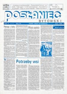 Posłaniec Bytowski, 1991, nr 11