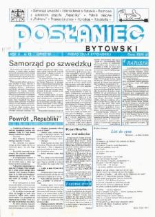 Posłaniec Bytowski, 1991, nr 13