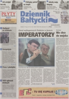 Dziennik Bałtycki, 1998, nr 63
