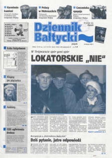 Dziennik Bałtycki, 1998, nr 43