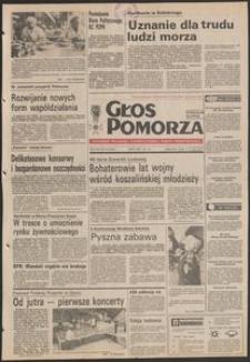 Głos Pomorza, 1987, czerwiec, nr 145