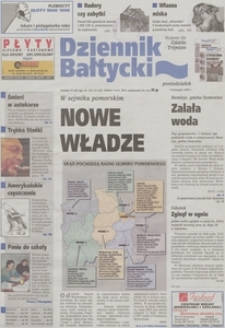 Dziennik Bałtycki, 1998, nr 263