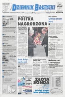 Dziennik Bałtycki, 1996, nr 289