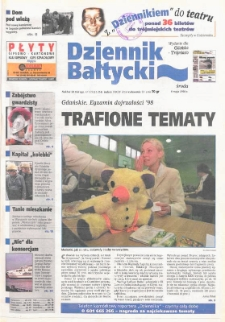 Dziennik Bałtycki, 1998, nr 105