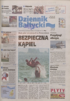 Dziennik Bałtycki, 1999, nr 161