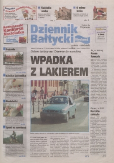 Dziennik Bałtycki, 1999, nr 177