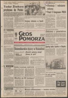 Głos Pomorza, 1987, kwiecień, nr 84