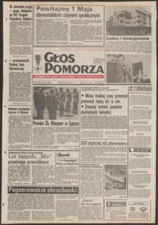 Głos Pomorza, 1987, kwiecień, nr 88