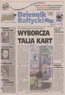 Dziennik Bałtycki, 1998, nr 237 [brak numeru]