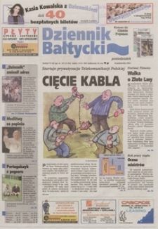 Dziennik Bałtycki, 1998, nr 245