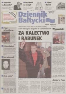 Dziennik Bałtycki, 1998, nr 256