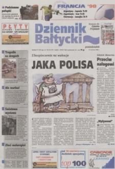 Dziennik Bałtycki, 1998, nr 138