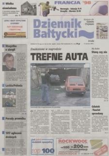 Dziennik Bałtycki, 1998, nr 140