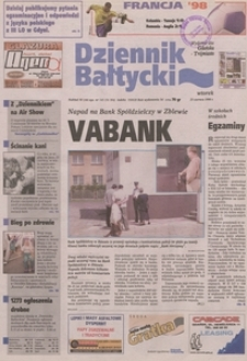 Dziennik Bałtycki, 1998, nr 145