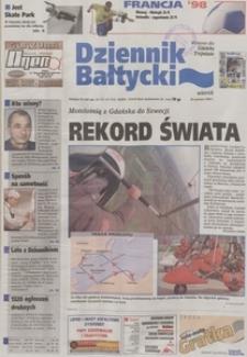 Dziennik Bałtycki, 1998, nr 151