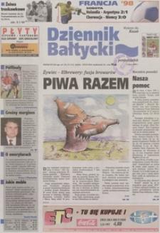 Dziennik Bałtycki, 1998, nr 156