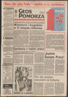 Głos Pomorza, 1987, kwiecień, nr 100