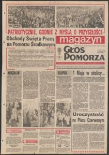 Głos Pomorza, 1987, maj, nr 101