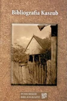 Bibliografia Kaszub, T: 1: 1945-1956