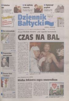 Dziennik Bałtycki, 1999, nr 7