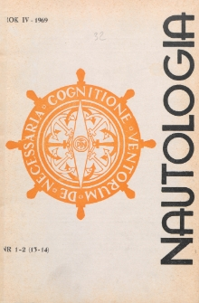 Nautologia, 1969, nr 1/2