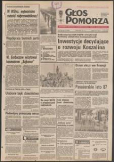 Głos Pomorza, 1987, maj, nr 112