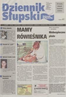 Dziennik Słupski, 1998, nr 1