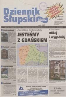 Dziennik Słupski, 1998, nr 5