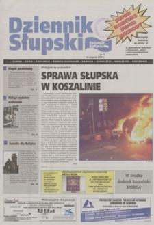 Dziennik Słupski, 1998, nr 7