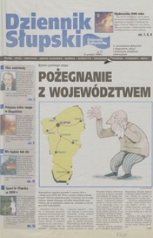 Dziennik Słupski, 1998, nr 27